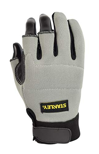 Stanley 98382 Mitt Performance Gloves with 3 Fingers Size 10