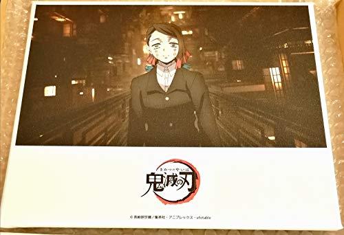 鬼滅の刃 公式グッズ スイパラ KIMETSU CAFE限定 場面写キャンバスアート20 魘夢 えんむ スイーツパラダイス