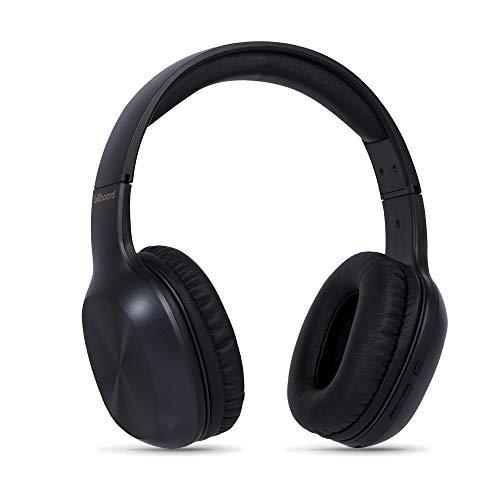 Billboard Audífono Symphony Over-Ear BT inalámbrico con micrófono (Negro)