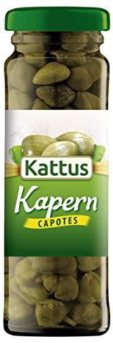 Kattus Kapern Capotes, 100 g