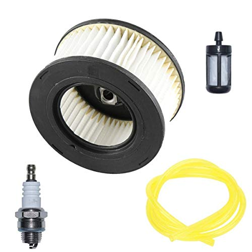 Toolyuan MS291 Air Filter for Stihl MS231 MS241 MS261 MS311 MS381 MS391 Chainsaw with Fuel Line Fuel Filter Spark Plug Replace 1141 120 1600
