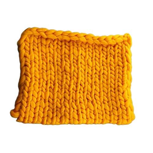 Ruankenshop Ropa Recien Nacido NiñO Disfraces Bebe Recién Nacido bebé Sombrero Bebé recién Nacido Accesorios Accesorios de fotografía Fotografía Yellow