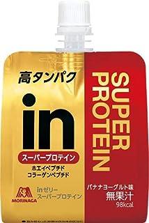 【ケース36個】ウイダーinゼリー スーパープロテイン 120gx36個(4902888727191-36)