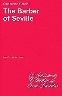 Il Barbiere Di Siviglia: Libretto