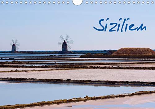Sizilien (Wandkalender 2021 DIN A4 quer)