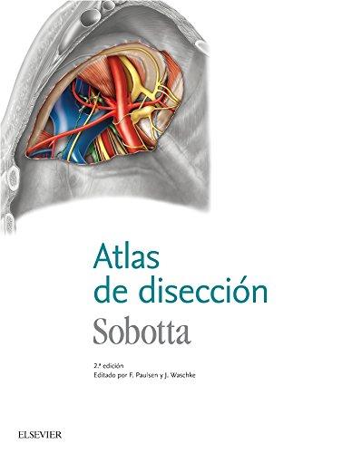 Sobotta. Atlas de disección - 2ª edición