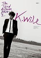 K.WILL - Vol.3 Part.1 CD+Photobook [韓国盤]