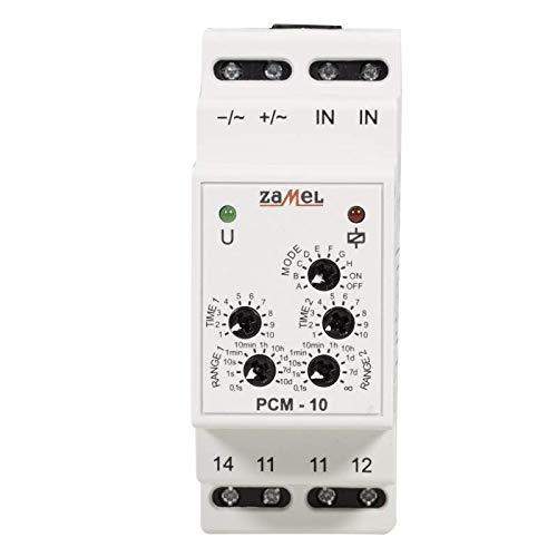 Zamel EXT10000086 PCM-10/24V Sistema de alimentación ininterrumpida (UPS)