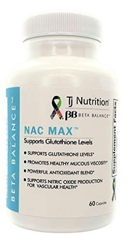 NAC MAX™  Powerful Antioxidant Blend