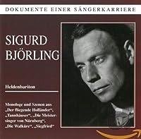 Legendary Voices: Sigurd Bjorling