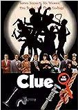 NC CLUE Film Lesley Ann Warren Tim Curry Martin Mull Poster