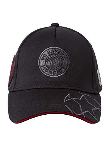 FC Bayern München Baseballcap UCL schwarz