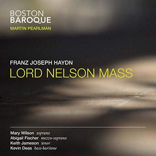 Boston Baroque, Martin Pearlman & Mary Wilson