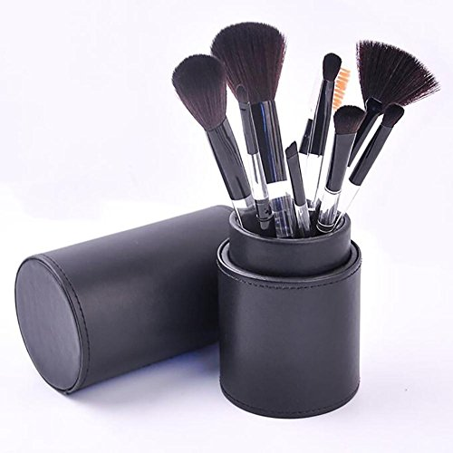 qianqian Ombre barils de Stockage de Peinture débutants Combinaison Portable Oeil Brosse Outil Brosse Maquillage