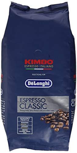 De'Longhi Caffe Classic (Grani) Kimbo-Röstung Kaffee Bohnen / 1kg