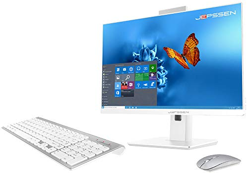 Jepssen Onlyone PC Meet i5400 4GB SSD240GB Weiß 4GB