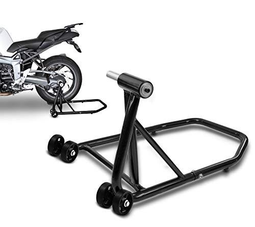ConStands – Einarm Montageständer Ducati Xdiavel 16-20 Schwarz Hinterrad Single Classic Motorrad inkl. Adapter