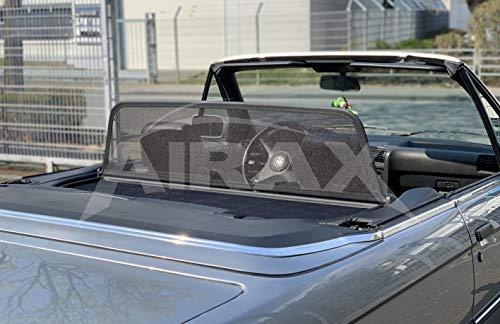 Airax Windschott für 3er E30 Cabrio Windabweiser Windscherm Windstop Wind deflector déflecteur de vent