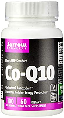 Jarrow Formulas CoQ10, Supports Cellular Energy and Cholesterol