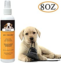 Petsvv No Chew Spray Deterrent for Dogs, Red