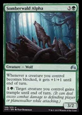 Magic The Gathering - Somberwald Alpha (198/272) - Origins