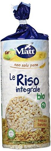 Matt Le Riso Integrale Bio, 120g