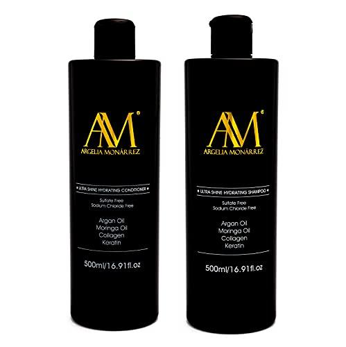 pierre's apothecary argan oil shampoo fabricante ARGELIA MONARREZ