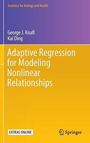 Adaptive Regression for Modeling Nonlinear Relationships PDF Books