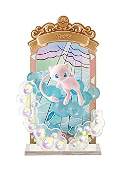 Re-ment Pokémon Stained Glass Collection  Mew