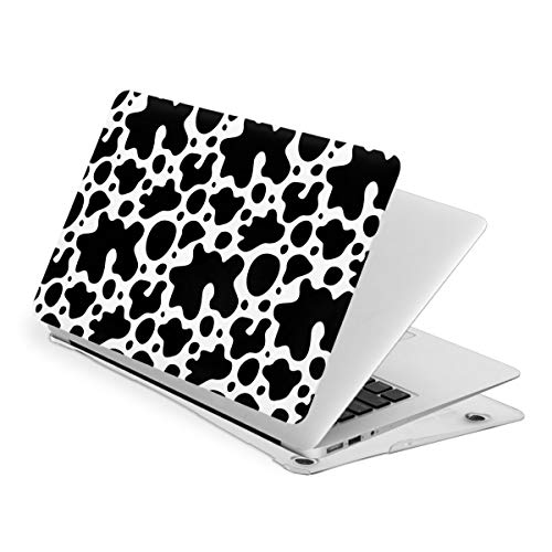 Cow Skin Spots MacBook Pro 13 Inch Case Slim Fits with A2159 A1989 A1706 A1708 Hard Shell Protective Cover Compatible with Apple Mac Pro 13