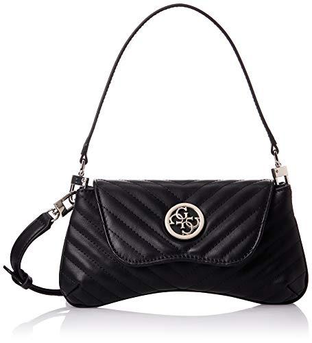 Guess Women's Blakely Shoulder Bag - Black