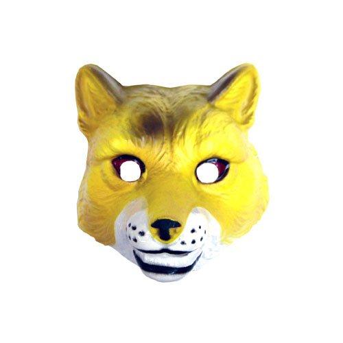 Masque Dur Enfant - Renard