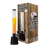 Dispensador de Cerveza XL | Torre de Cerveza 3.5L | Gran Capacidad | Barra | Fiesta en la Casa | OriginalCup®