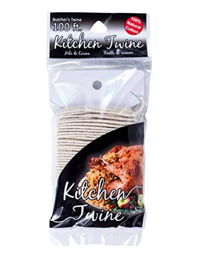 Jacent Butcher's Kitchen Twine, 100 Feet