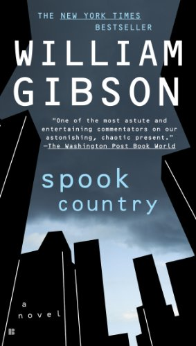 Spook Country (Blue Ant Book 2)