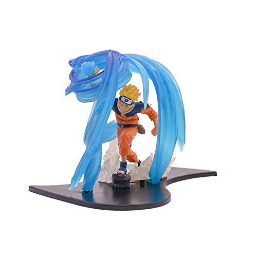 VNNY Figuras de accion de PVC de Naruto Anime Naruto Shippuden Childhood Naruto PVC Toy 6 15CM
