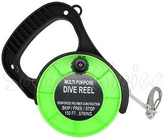 Scuba Diving Multi Purpose Dive Reel 150'