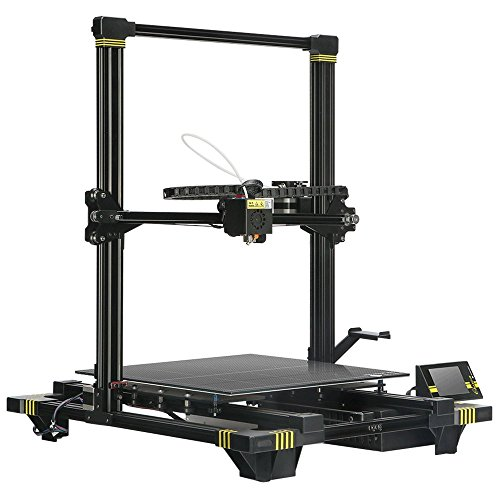Anycubic Anycubic Chiron Auto Leveling 3D Printer With Ultrabase Heatbed, Huge Build Volume 15.75 X 15.75 X 17.72 Inch(400X400X450Mm)