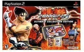 tekken 5 ultimate collector's edition
