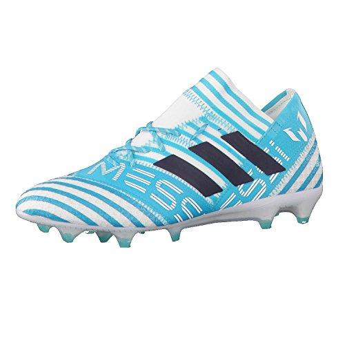 adidas Nemeziz Messi 17.1 FG, Zapatillas de Fútbol Hombre, Azul (Blau Blau), 43 1/3 EU