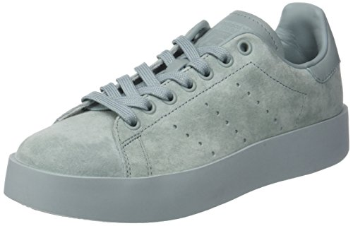 adidas Stan Smith Bold W, Zapatillas de Deporte para Mujer, Verde (Vertac/Vertac/Vertac), 36 EU