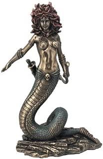 Sale - Medusa The Snake Lady Sculpture
