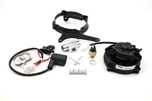 ProRace Ventilador axial, ventilador SPAL original para 2 tiempos