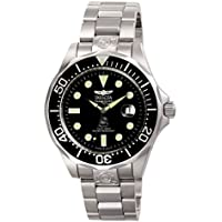 Invicta 3044 Men's Pro Diver Stainless Steel Automatic Watch