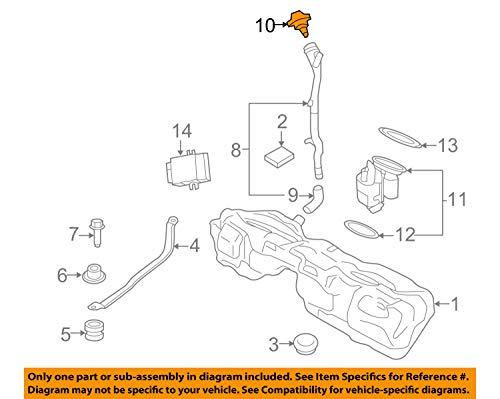 Genuine BMW Gas Cap E82 E88 F20 E90 E91 E92 E93 F30 F31 F07 F10 F06 F12 F13 E84 F25 E89
