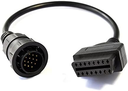 14 Pin to 16 Pin OBD 2 Diagnostic Adapter Cable for Mercedes Benz Sprinter product image