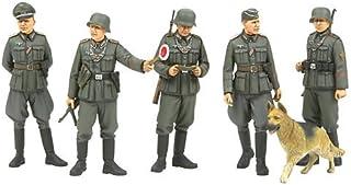 Tamiya 35320-000 - Kit Policia Militar alemana, II Guerra Mundial, escala 1:35