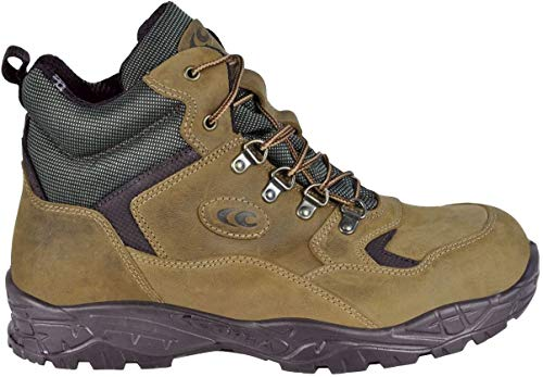 Cofra 22270–000.w42Talla 42S3SRC–Zapatos de Seguridad de Horn, Color Beige