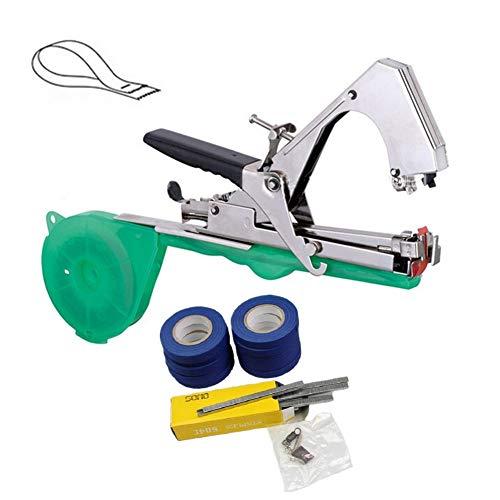 Basong Tapetool Machine Tapetool Outil de typage pour plantes de jardin, fruits, légumes, vigne, tomates, agriculture