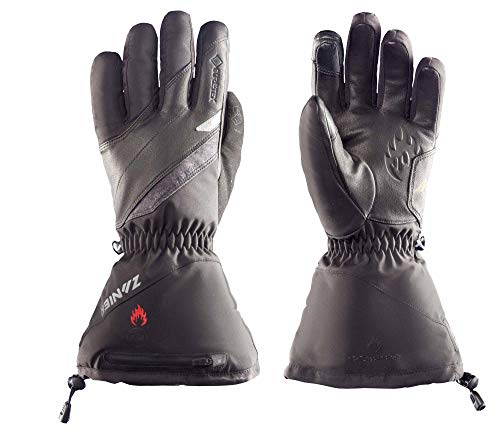 Zanier Aviator.GTX Beheizbare Handschuhe 8 schwarz